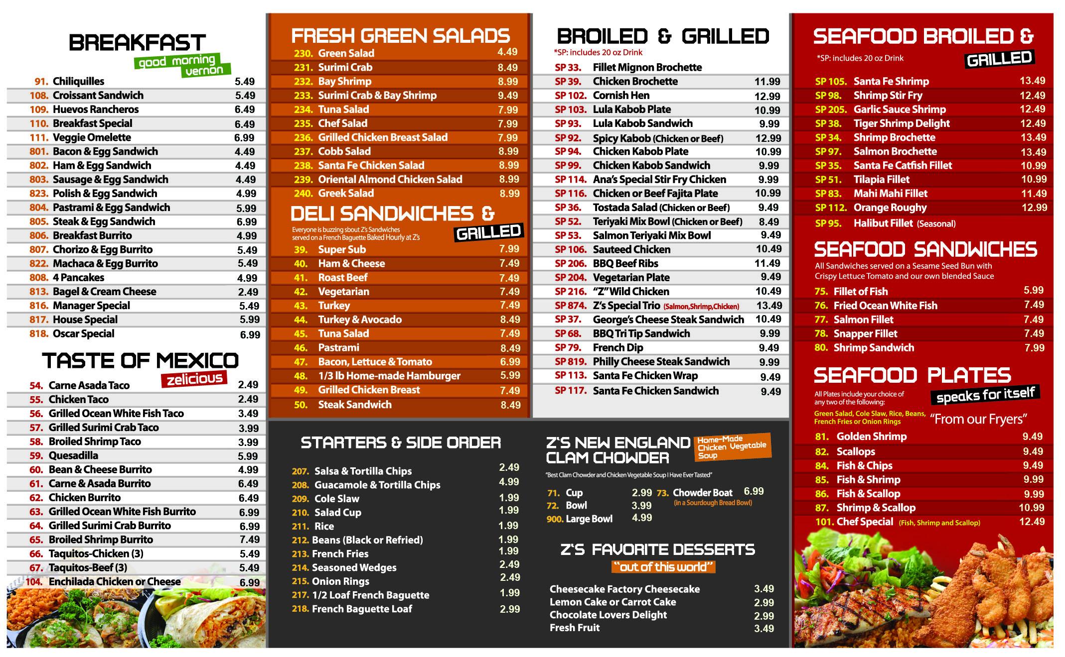 full-menu-z's